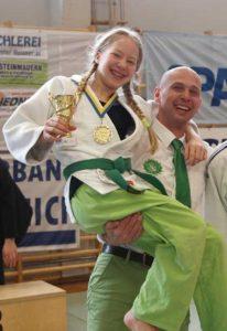 Landesmeisterin U16